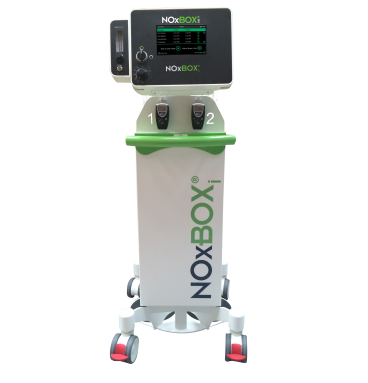 NoxBoxi Intelligent Nitric Oxide (INO) Delivery System